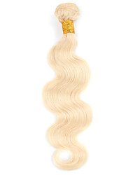 cheap -Ishow Is a hot seller in Europe and The United States real everyone hair 100G hair curtain 613# body hair bundle