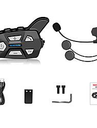cheap -R5 Bluetooth 5.0 Bluetooth Headsets / Helmet Headsets Bluetooth / Durable / Multi-person Intercom Motorcycle