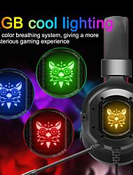 cheap -NO1-K3 Gaming Headset USB Type C Ergonomic Design Stereo Deep Bass for Apple Samsung Huawei Xiaomi MI  PC Computer Gaming