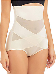 cheap -Women Shapewear Slimmer Body Shaper Hi-Waist Tummy Control Compression Butt Lifter Panties Girdle