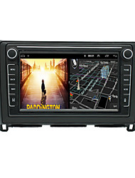 cheap -Android 9.0 Autoradio Car Navigation Stereo Multimedia Player GPS Radio 8 inch IPS Touch Screen for Nissan Navarre 1G Ram 32G ROM Support iOS System Carplay