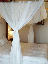 cheap -Bed Curtain Nordic Style Lengthen Wholesale Thickening High Net