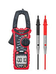 cheap -GVDA AC DC Digital Clamp Meter NCV Multimeter 6000 Count True RMS High Precision Capacitance Ohm Hz Temperature Voltage Tester