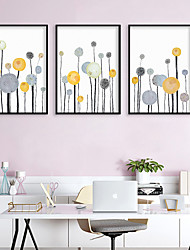 cheap -Wall Art Canvas Prints Painting Artwork Picture Plant Floral Home Decoration Decor Rolled Canvas No Frame Unframed Unstretched