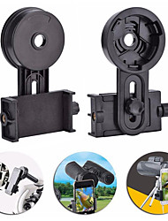 cheap -Upgrade Binoculars Telescope Special Accessories Adapter Connector Clip Bracket Fit Mobile Phone for Binocular Holder Watching