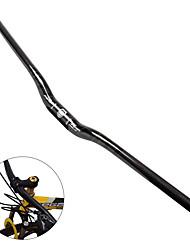 cheap -JIMAITEAM Carbon Fiber Riser Bar Mountain Bike Handlebar 31.8 mm 600/620/640/660/680/700/720/740/760/ Lightweight Cycling High Strength Mountain Bike MTB Cycling Violet Black / Yellow Black / Orange