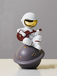 cheap -Astronaut Decorations Home Office Desktop Wine Cabinet Decorations