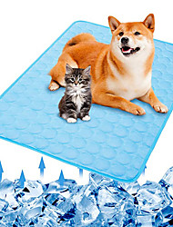 cheap -Dog Cooling Mat Pet Cooling Mat Cooling Pad for Sleeping Cooling Pad for Bed Dog Crate Pad Pressure Activated Cooling Mat for Dogs and Cats Keeps Dogs and Cats Cool in Summer for Cars