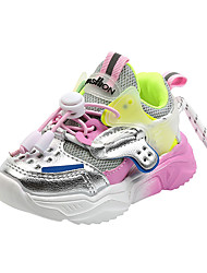 cheap -Boys' Girls' Trainers Athletic Shoes Sports & Outdoors Children's Day Mesh PU Shock Absorption Walking Non Slip Sporty Look Toddler(9m-4ys) Sports & Outdoor Walking Running Shoes Walking Shoes Split