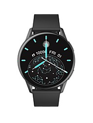 cheap -COLMI P8 Smartwatch Fitness Watch Bluetooth 1.4 inch Screen IPX-7 Waterproof Touch Screen Heart Rate Monitor ECG+PPG Timer Stopwatch 40mm Watch Case for Android iOS Men Women