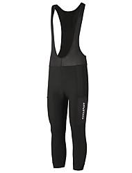 cheap -Women's Men's Cycling Pants Cycling Shorts Summer Bike Padded Shorts / Chamois MTB Shorts Limits Bacteria Sports Black Clothing Apparel Form Fit Bike Wear