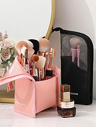 cheap -Storage Organization Cosmetic Makeup Organizer Cloth Rectangle Shape Portable 24.5*13.5*13CM