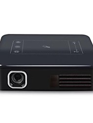 cheap -D13 DLP Projector Built-in speaker Auto focus WIFI Projector Keystone Correction 720P (1280x720) 3000 lm Compatible with iOS and Android TV Stick HDMI USB