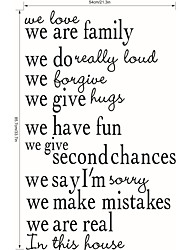 cheap -in this classroom we do second chances apologize forgive keep promises never give up encourage respect one another laugh belong school classroom daycare quote wall decals mural sk4324 (w48 h69)