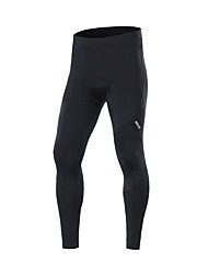 cheap -Arsuxeo Men's Cycling Tights Summer Elastane Bike Tights Sports Black Clothing Apparel Race Fit Bike Wear Advanced Sewing Techniques / High Elasticity