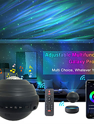 cheap -Star Projector Smart WiFi Galaxy Projector Night Light Work with Alexa & Google Assistant Bluetooth Music Timer Ocean Star Light Projector With Smart Music Voice Remote Control for Baby Kids Bedroom