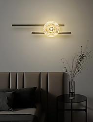 cheap -LED Wall Lights Nordic Style Flush Mount Wall Lights Living Room Bedroom Glass Wall Light 220-240V