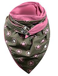 cheap -Women's Infinity Scarf Dailywear Army Green Scarf Print