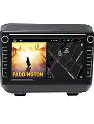 cheap -Android 9.0 Autoradio Car Navigation Stereo Multimedia Player GPS Radio 8 inch IPS Touch Screen for Jeep Wrangler 2018-2019 1G Ram 32G ROM Support iOS System Carplay