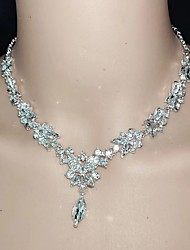 cheap -Women's Jewelry Set Earrings Jewelry Silver / Gold For Party Evening Formal Festival