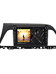 cheap -Android 9.0 Autoradio Car Navigation Stereo Multimedia Player GPS Radio 8 inch IPS Touch Screen for Hyundai SONATA 2015 1G Ram 32G ROM Support iOS System Carplay