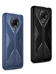 cheap -Phone Case For Xiaomi Back Cover redmi k30pro Redmi Note 9 Pro Redmi Note 9 Pro Max Redmi Note 9S Redmi 10X 5G Redmi 10X Pro 5G Redmi 10X 4G Redmi 9 Redmi K40 / K40 Pro Shockproof Dustproof Solid