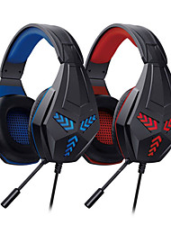 cheap -G318 Gaming Headset USB 3.5mm Audio Jack PS4 PS5 XBOX Ergonomic Design Retractable Stereo for Apple Samsung Huawei Xiaomi MI  PC Computer Gaming