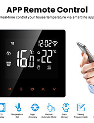 cheap -AVATTO Tuya WiFi Smart Thermostat Electric Floor Heating Water/Gas Boiler Temperature Remote Controller for Google Home Alexa