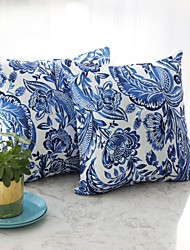 cheap -Baroque cushion pillow cover head of a bed back pillow sofa pillow case removable and washable sleep pillow waist pillow without core