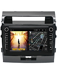 cheap -Android 9.0 Autoradio Car Navigation Stereo Multimedia Player GPS Radio 8 inch IPS Touch Screen for Toyota Land Cruiser 2007-2012 1G Ram 32G ROM Support iOS System Carplay