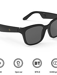 cheap -G3 Bluetooth Sunglasses Headphones Smart Open Ear Audio Glasses Speaker Bluetooth5.0 Dual Drivers with Microphone Smart Touch Control for Apple Samsung Huawei Xiaomi MI  Everyday Use Mobile Phone