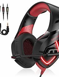 cheap -NO3-K1B Gaming Headset USB Type C Ergonomic Design Stereo Deep Bass for Apple Samsung Huawei Xiaomi MI  PC Computer Gaming