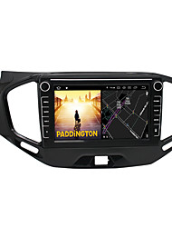 cheap -Android 9.0 Autoradio Car Navigation Stereo Multimedia Player GPS Radio 8 inch IPS Touch Screen for Lada 2015-2018 1G Ram 32G ROM Support iOS System Carplay