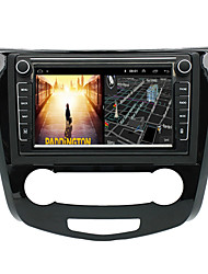 cheap -Android 9.0 Autoradio Car Navigation Stereo Multimedia Player GPS Radio 8 inch IPS Touch Screen for Nissan X-Trail 2014 (Qashqai 2016) 1G Ram 32G ROM Support iOS System Carplay