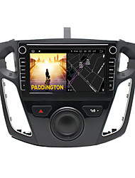 cheap -Android 9.0 Autoradio Car Navigation Stereo Multimedia Player GPS Radio 8 inch IPS Touch Screen for Ford Focus 2012-2017 1G Ram 32G ROM Support iOS System Carplay