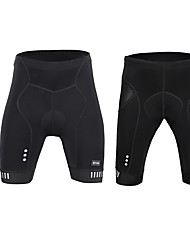 cheap -Men's Cycling Shorts Summer Elastane Bike Padded Shorts / Chamois Sports Black Mountain Bike MTB Road Bike Cycling Clothing Apparel Bike Wear Advanced Sewing Techniques / Micro-elastic