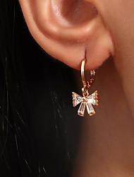 cheap -Women's Earrings Geometrical Fashion Stylish Earrings Jewelry Silver / Gold For Street