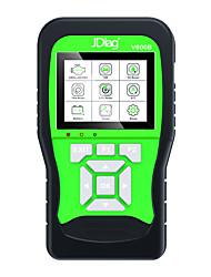 cheap -JDiag V600B Full System 3 in 1 Diagnostic Analyzer JDIAG v600b 3 in 1 Diagnosis OBD2 Scanner Tool