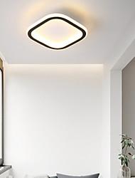 cheap -LED Ceiling Light 20/20/25 cm Geometric Shapes Flush Mount Lights Aluminum Modern Style Geometrical Painted Finishes LED Modern 220-240V
