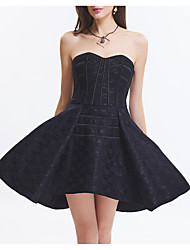 cheap -Corset Women's Bustiers Corsets Simple Style Corset Dresses Tummy Control Push Up Mesh Lace Stripe Pure Color Lace Up Polyester Christmas Halloween Wedding Party Birthday Party Fall Winter Spring
