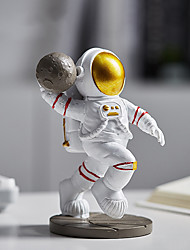 cheap -Astronaut Small Ornaments Office Desktop Spaceman Boys Room Children's Room Furnishings Living Room Decorations