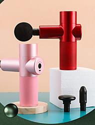 cheap -Mini Fascia Gun Muscle Relaxer Massager Small Vibration Relaxer Massage Gun Fitness Electric Impact Gun