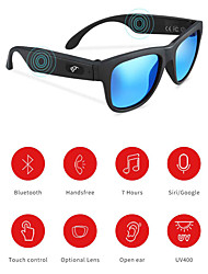 cheap -G1 Bluetooth Sunglasses Headphones Smart Open Ear Audio Glasses Speaker Bluetooth4.0 Ergonomic Design Dual Drivers UV Protection Polarizing for Apple Samsung Huawei Xiaomi MI  Everyday Use Mobile