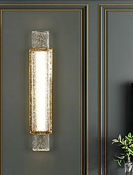 cheap -LED Wall Lights Crystal Modern Nordic Style LED Wall Lights Living Room Dining Room Acrylic Wall Light 220-240V