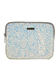 cheap -Cosmetic Brush Storage Bag Wholesale Zipper Carry on Bag then Hand in Hand to Take the Bag Glite Sequin Girls' Cosmetic Bag  21*16*2cm
