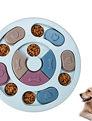 cheap -Dog Puzzle ToysDog PuzzlesPuppy Puzzle Game ToyDog Puzzles for Smart DogsDog Interactive Feeder BowlDog Slow Feeder Puzzle Toy for Pet Dogs Puppy Cats Prevent Boredom and Upset