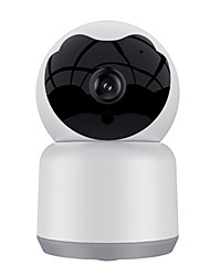cheap -D302-TY2M IP Security Cameras 3MP Bulb Wireless Motion Detection Remote Access With Audio Indoor Support