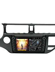 cheap -Android 9.0 Autoradio Car Navigation Stereo Multimedia Player GPS Radio 8 inch IPS Touch Screen for Kia RIO 2012-2013 1G Ram 32G ROM Support iOS System Carplay