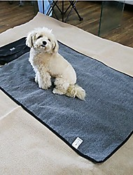 cheap -Dog Pets Bed Bone Portable Foldable Nonwoven for Large Medium Small Dogs and Cats