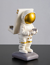 cheap -Astronaut Mobile Phone Holder Ornaments Lazy Room Bedside Table Net Red Soft Decorations